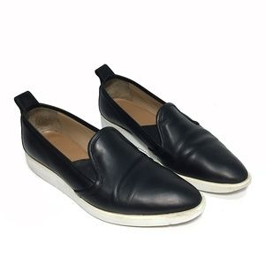 Everlane Street Shoes Black Pointed Toe Loafers 9